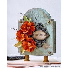 Embellishments / Verzierungen Marcos y cerraduras, 6 piezas, antigüedades - de nuevo disponible!