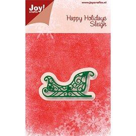 Joy!Crafts / Hobby Solutions Dies Taglio & Embossing: Sleigh