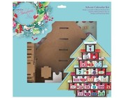 Text, numbers, advent calendars and other decorations