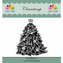 Stempel / Stamp: Transparent Transparent stamp: Christmas tree