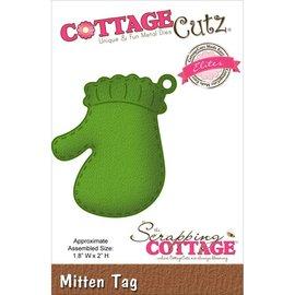 Cottage Cutz Corte e gravar morrer: luvas Embellishment