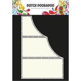 Dutch DooBaDoo template Arte para design de cartão