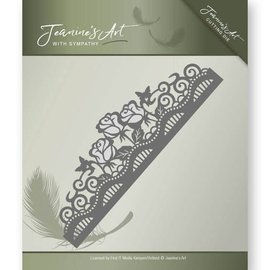 JEANINES ART (NEU) cutting and embossing die: Rose