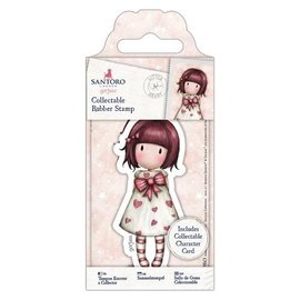 Gorjuss / Santoro Mini Rubber Stamp - Santoro - Little Heart