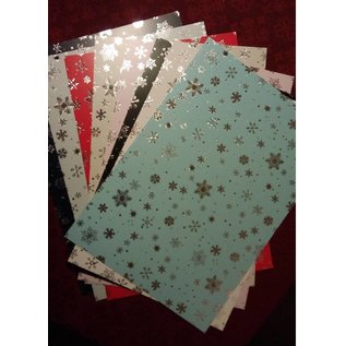 DESIGNER BLÖCKE / DESIGNER PAPER Kartonsortiment weihnachten