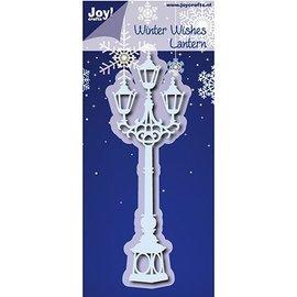 Joy!Crafts / Jeanine´s Art, Hobby Solutions Dies /  Découpage et Gaufrage meurent: Souhaits d'hiver, lanterne vintage