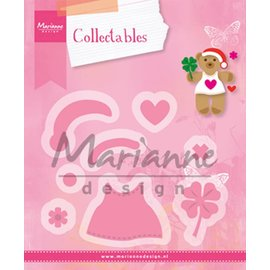 Marianne Design Stanzschablonen: Bear accessoiries