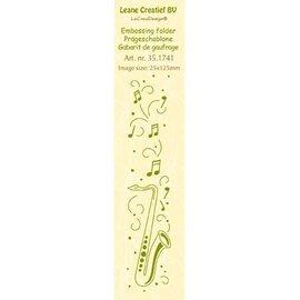 Leane Creatief - Lea'bilities Estampagem de pasta, tamanho 24 x 122 cm