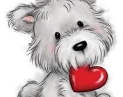 Hjerte / kærlighed / Dag
