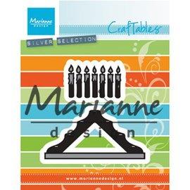 Marianne Design Corte e gravação em relevo modelos: Velas