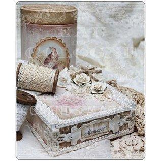 Objekten zum Dekorieren / objects for decorating Nostalgische Spulen