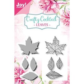 Joy!Crafts / Hobby Solutions Dies Punching templates + matching stamp: sheets