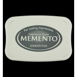 FARBE / STEMPELINK Memento groß Format: 96x67mm, Farbe: Londen Fog