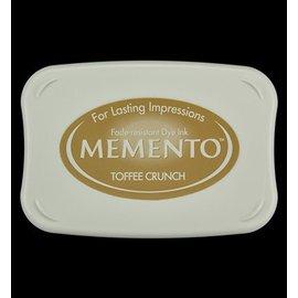 FARBE / STEMPELINK Memento stor størrelse: 96x67mm, Farve: Toffee Crunch