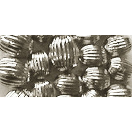 Schmuck Gestalten / Jewellery art Arte da jóia ranhuras pérolas, prata, 8 mm