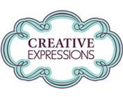 Kreative udtryk / couture udtryk / Kaisercraft: skæring og prægning skabelon og frimærker