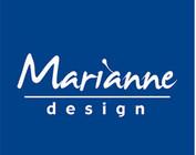 Marianne Design: cutting en embossing Sjablonen, stempels en accessoires