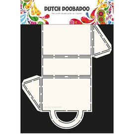 Dutch DooBaDoo Kunstschablone: Box Art Suitecase