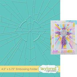 Taylored Expressions Prægning mapper / Embossingfolder