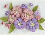 Espuma, troqueles de corte: flores y hojas y otros