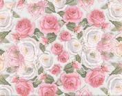 Papel, diseños florales