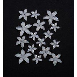 Resin Flowers, plastic flowers