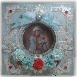 Joy!Crafts / Jeanine´s Art, Hobby Solutions Dies /  Stanzschablonen: Ecke, 6002/0136 - zurück vorrätig!