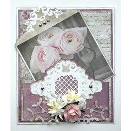Joy!Crafts / Jeanine´s Art, Hobby Solutions Dies /  Moldes de corte e estampagem: molduras decorativas vintage