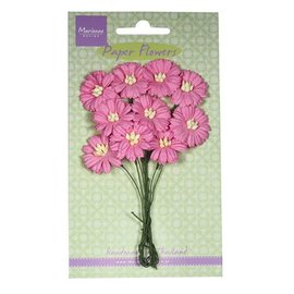 Marianne Design 10 mini bloemen, maat 25 mm