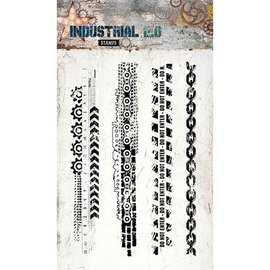 Studio Light Transparent Stempel: Industrial
