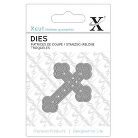 Docrafts / X-Cut Cutting and Embossing template cross