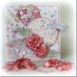 Joy!Crafts / Jeanine´s Art, Hobby Solutions Dies /  Stanzschablone: Rund, Schmetterlinge, 6002 0244, 89mm Durchmesser nur noch 1 vorrätig!