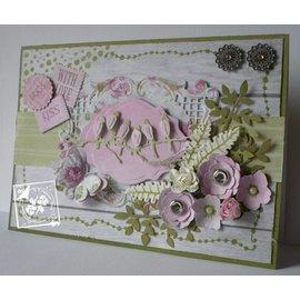 Joy!Crafts / Jeanine´s Art, Hobby Solutions Dies /  Punzonatura e goffratura modello Joy Artigianato, foglie