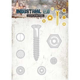 Studio Light modelo de corte e estampagem: industrial
