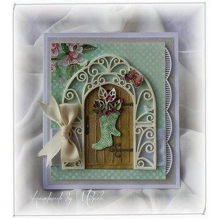 Marianne Design Stanz- und Prägeschablone, Creatables, Vintage Tür