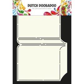 Dutch DooBaDoo A4 masque en plastique: Carte Livre d'art