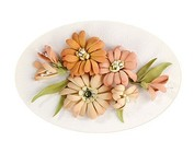 Leane Creatief: 3D blomst design