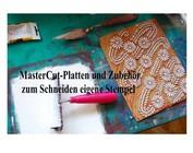 ¡NUEVO! herramientas para tallar la placa y carvin para cortar sus propios sellos