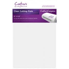 Crafter's Companion Tvillingerne Tilbehør: Skærebræt / Clear Cutting Plate