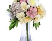 lage 3D blomster og tilbehør