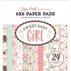 DESIGNER BLÖCKE / DESIGNER PAPER Papir pad, søde baby pige