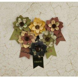 Prima Marketing und Petaloo Prima Flores Coleção: Flor Enfeites