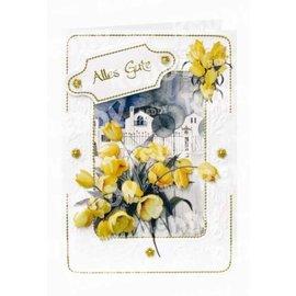 BASTELSETS / CRAFT KITS Bastelset bloem kaarten