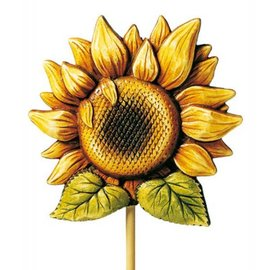 GIESSFORM / MOLDS ACCESOIRES SPECIAL OFFER! 15% MOTHER'S DAY DISCOUNT will be deducted automatically in the shopping cart! Mold: sunflower, 18cm with casting instructions in the package