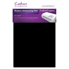 Crafter's Companion Gemini Zubehör : Rubber Embossing Mat