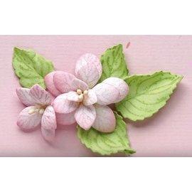 Leane Creatief - Lea'bilities Snij en embossing Sjablonen: Multi die flower, Hydrangea