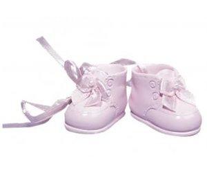 18c321df885f Polyresin cm crafts24 baby par ett sko hobby norsk Box eu 4 rosé pq6Opxr