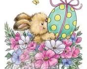 * Ostern *