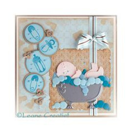 Leane Creatief - Lea'bilities und By Lene Leane Creatief, clear Stamp, Baby Things