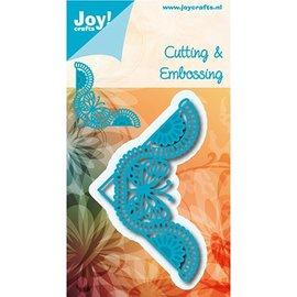 Joy!Crafts / Jeanine´s Art, Hobby Solutions Dies /  Alegria! Artesanato, corte e modelo de gravação: Borboleta de canto